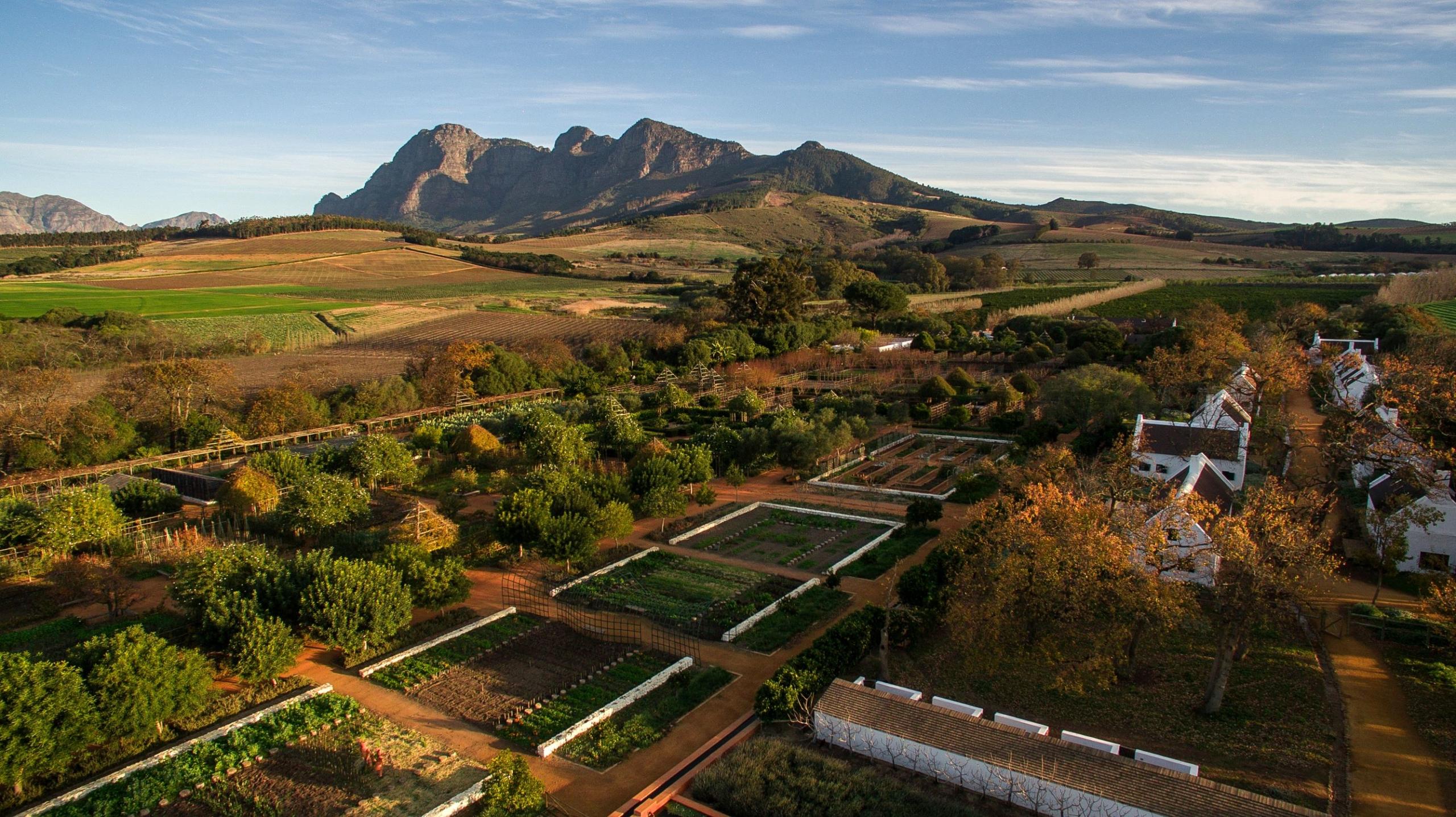 Babylonstoren, Cape Winelands, South Africa