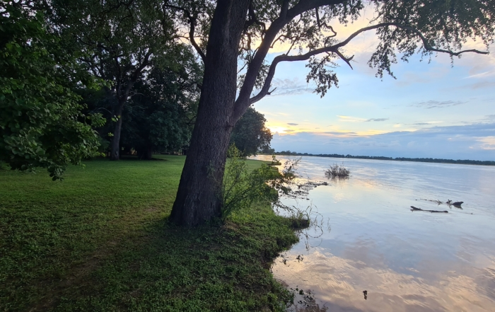 High waters @ Tafika, South Luangwa