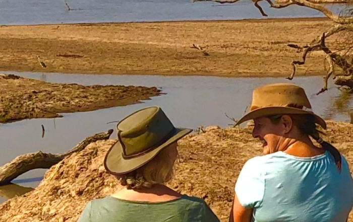 H&S by the Luangwa River