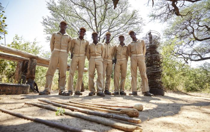 The Cobra Ranger Unit, Hwange, Zimbabwe