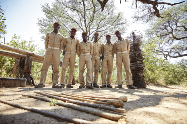 The Cobra Ranger Unit, Hwange, Zimbabwe