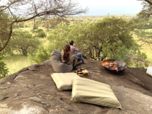 Sundowner at Nimali Central Serengeti