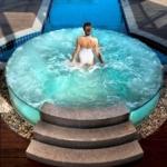 Float in the vitality pool at Babylonstoren