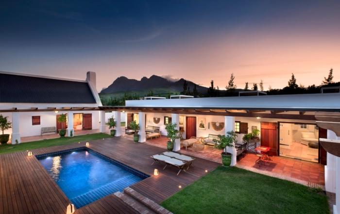 Fynbos Family House, Babylonstoren, Cape Winelands, South Africa