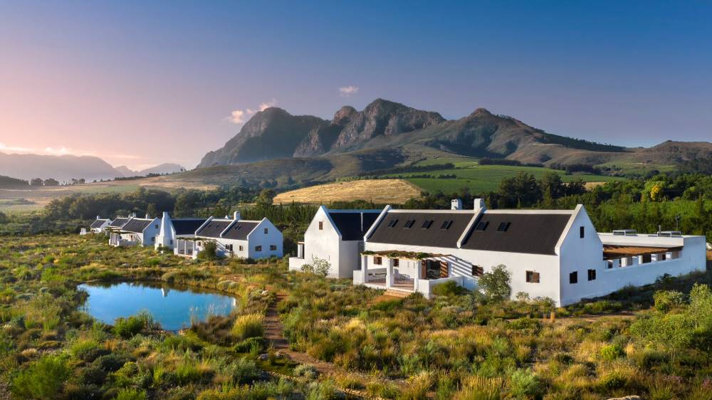 Fynbos Family House, Babylonstoren, Cape Winelands
