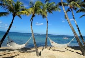 Stunning seas of Mauritius