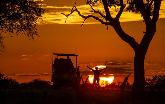 Hwange Sunsets - Duncan Watson