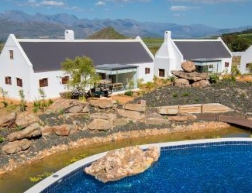 One of our favourite rooms with a view – Fynbos Cottages @ Babylonstoren