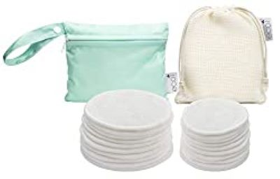 Eco friendly make up pads