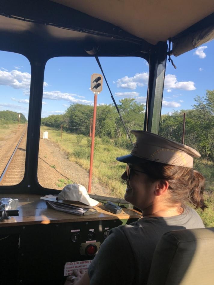 The Elephant Express